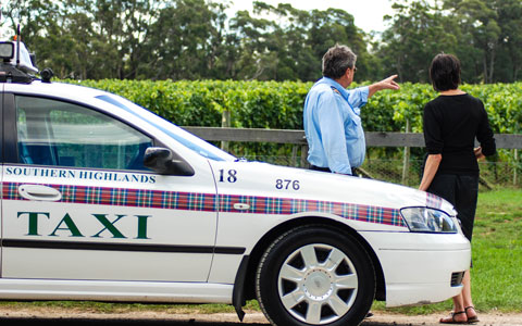 Sth Highlands Taxis